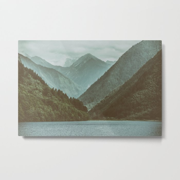 Mountains #1 Metal Print