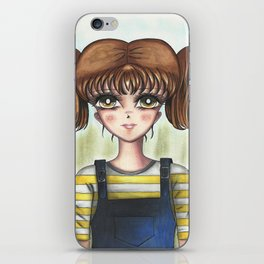 Farm Girl iPhone Skin