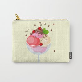 berry ice cream Carry-All Pouch