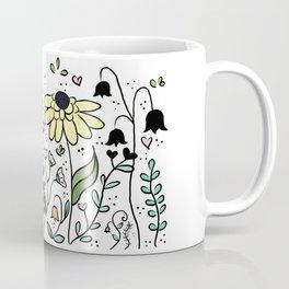 Saffron's garden Coffee Mug