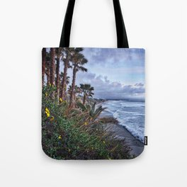 Cardiff, Early Spring Tote Bag