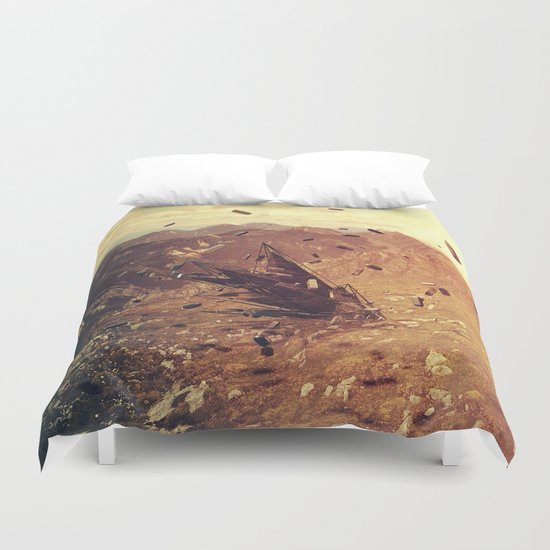 Intervention 07 Duvet Cover
