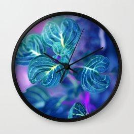 Ocean Veins Wall Clock