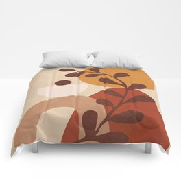 Abstract Art 23 Comforters