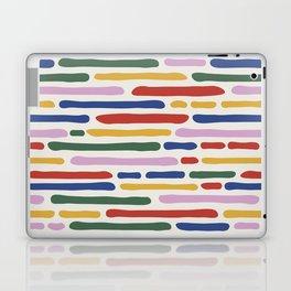 Seamless Summer Pattern Laptop & iPad Skin