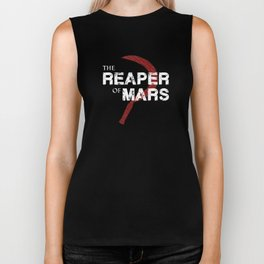 The Reaper of Mars Biker Tank