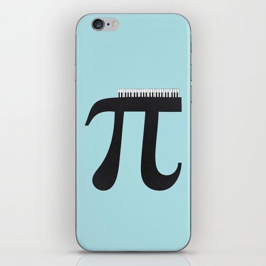 Pi_ano iPhone & iPod Skin