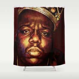 Notorious Shower Curtain