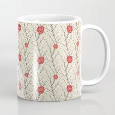 Branch & Roses Mug