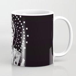 Buddha in lotus position Coffee Mug