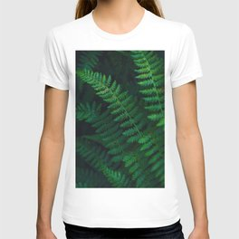 Greenery Vines (Color) T-shirt