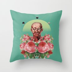SUMMER IN YOUR SKIN 05 Throw Pillow