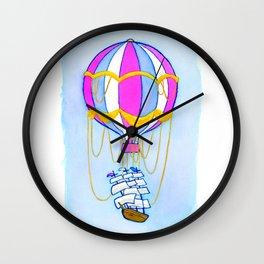 Air Ship Wall Clock