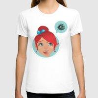 redhead T-shirts featuring redhead bla by adi katz