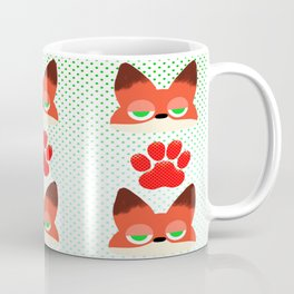 Loyal fox Coffee Mug