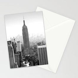 New York, Empire State Building Stationery Cards