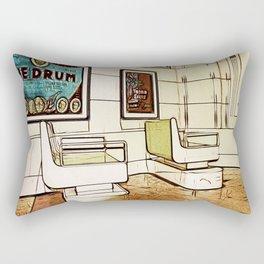 At the Movies Rectangular Pillow