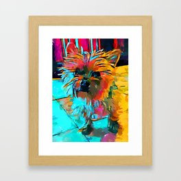 Shih Tzu 3 Framed Art Print