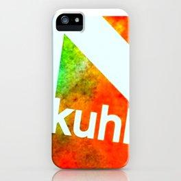 Kuhl Big O iPhone Case