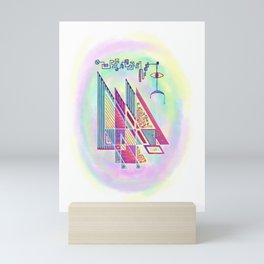 Circuitry Mini Art Print
