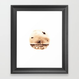 The Fireboy #3 Framed Art Print