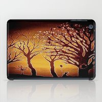 happy birthday iPad Cases featuring happy birthday by JESSIE WEITZ