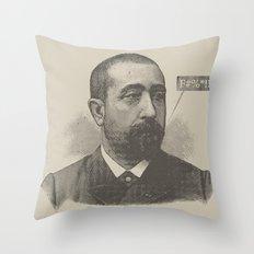 Gilles Throw Pillow
