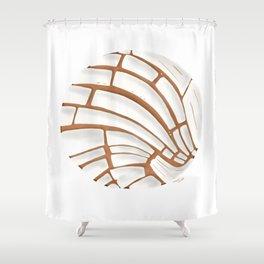 Pan Dulce Shower Curtain