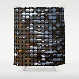 DISCO lg Shower Curtain