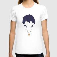 gurren lagann T-shirts featuring Minimalist Simon by 5eth