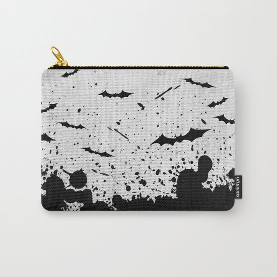 Say BOO Carry-All Pouch
