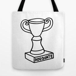 Adequate Tote Bag