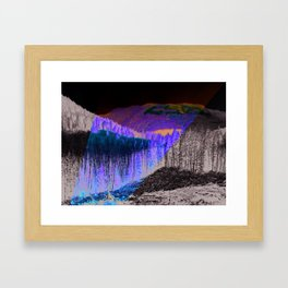 Clayoquot Sound Scenic Corridor Framed Art Print