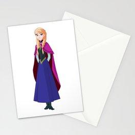 Ana Frozen Stationery Cards