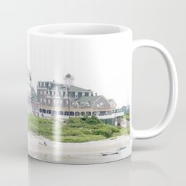 Block Island Harbor - Block Island, Rhode Island Coffee Mug