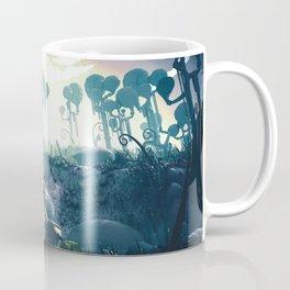 Aldebaran Planet - Path Coffee Mug
