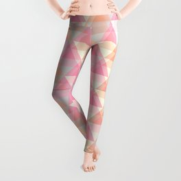Triangle Reflections Leggings