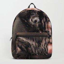The HAKA - Kitten style Backpack