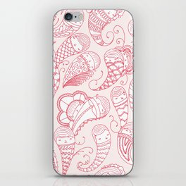 Ghostly Paisley: Bloodlust iPhone Skin