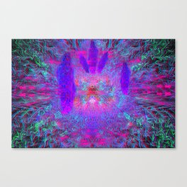 Astral Family Canvas Print