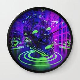 Lazzzers Wall Clock
