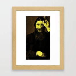 Rasputin 5 Framed Art Print
