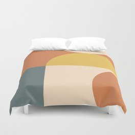 Abstract Geometric 04 Duvet Cover