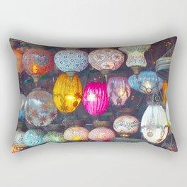 Turkish Lights Rectangular Pillow