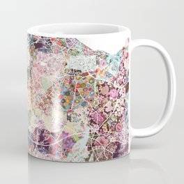 Edinburgh map Coffee Mug