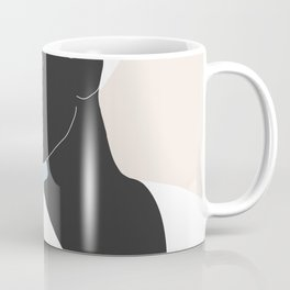 reflection - the mirror Coffee Mug