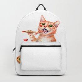 Sushi Cat Backpack