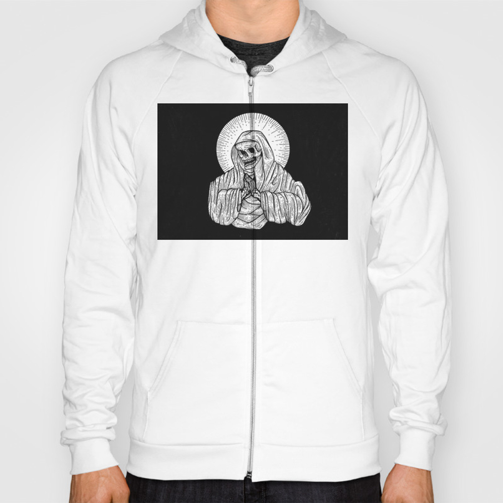 Praying For Death Hoody by Emmaromby SSR7746399