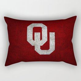 University of Oklahoma Rectangular Pillow
