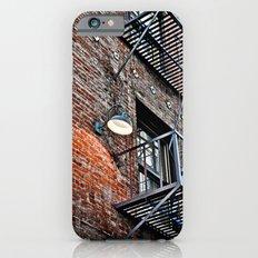 Fire Escape! iPhone 6s Slim Case